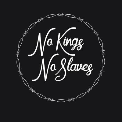 Flyer No Kings no Slaves