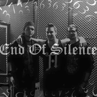Flyer End Of Silence (CH)