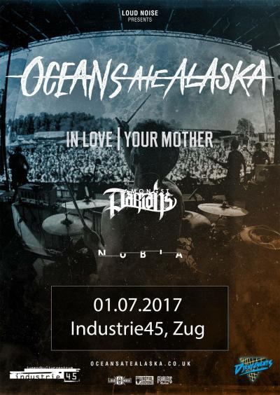 Flyer Oceans Ate Alaska (UK)