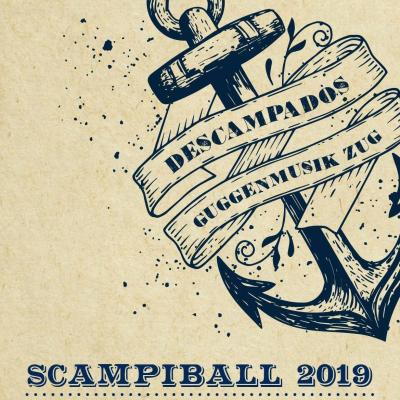 Flyer Scampiball 2019