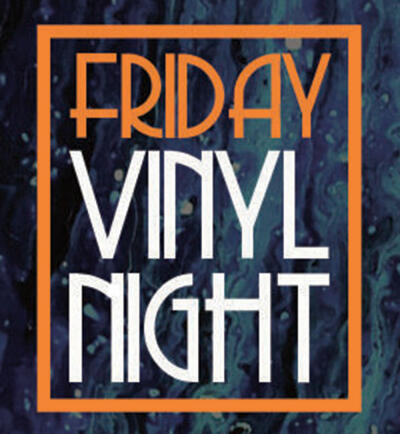 Flyer Vinyl Night