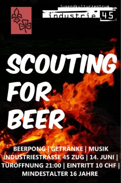 Scouting for Beer