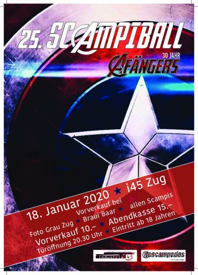 Flyer ScampiBall