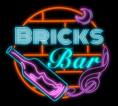 Flyer Bricks Bar: Bring your own Playlists!