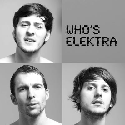 Flyer Who's Elektra (Luzern)