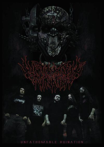 Flyer Unfathomable Ruination (UK)