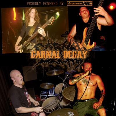 Flyer Carnal Decay (CH)